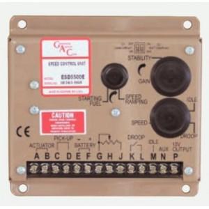 ESD5524E Régulateur de vitesse