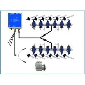 75.00.539 Kit Alpharail, MIC3* pour modernisation de l\'allumage des moteurs gaz CATERPILLAR® G3408 - non blindé