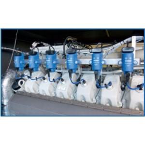 75.00.651 Kit d'allumage pour moteurs gaz M.A.N.® E0834E302/312/LE302 avec MIC3+LD et LiteRail - non blindé