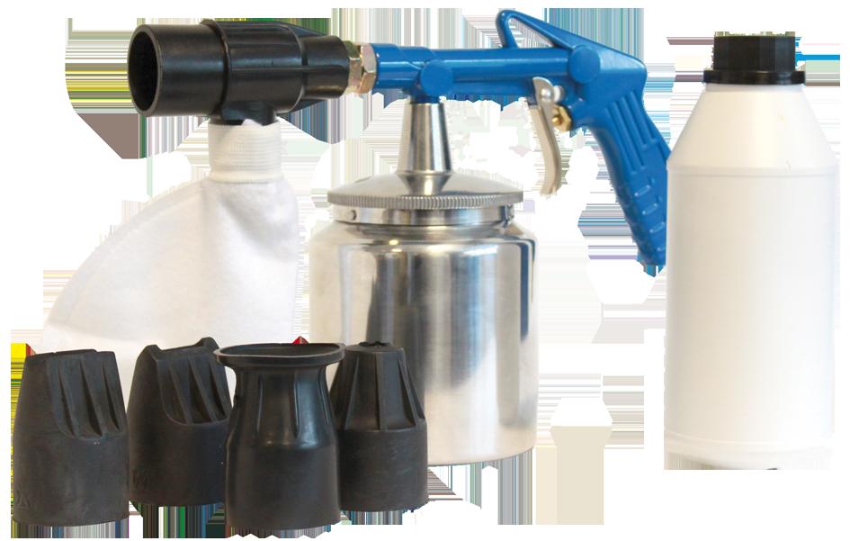 Instructions d'utilisation du Kit de nettoyage de bougies Motortech®